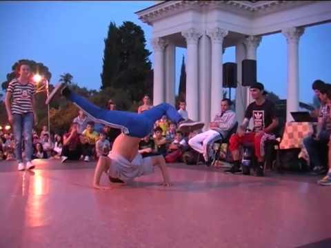 Break Dance Neo VS Nika  Apsny Crew Чемпионат Абхазии