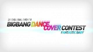 2012 BIGBANG GLOBAL EVENT Ver.2 - WINNER ANNOUNCEMENT (FANTASTIC BABY)