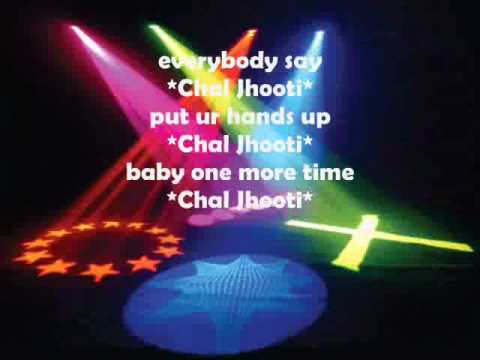 *chal Jhoothi*  - Desi Players - Full Song Wid Lyrics video