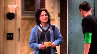 Big Bang Theory-First time Sheldon meets Leonard