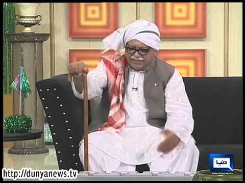 Dunya News - Hasb E Haal - 14-08-14 video