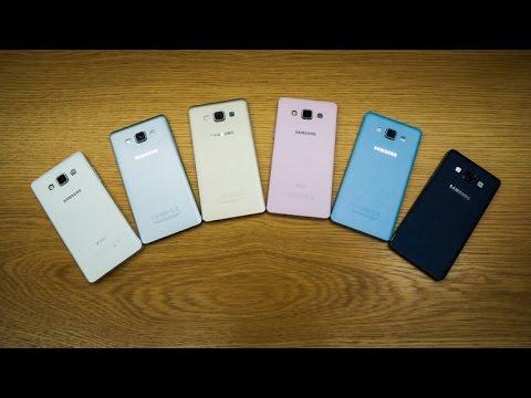 استعراض للهاتف Samsung Galaxy A5:تطور ملحوظ في جودة التصنيع!
