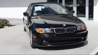 2004 BMW 3 Series 325Ci Coupe St. Petersburg  Tampa  Clearwater  Bradenton  Palm Harbor