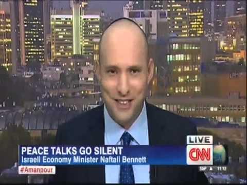 בנט ב-CNN: נמשיך לבנות בירושלים, האם הייתי אומר לך להפסיק לבנות בלונדון?