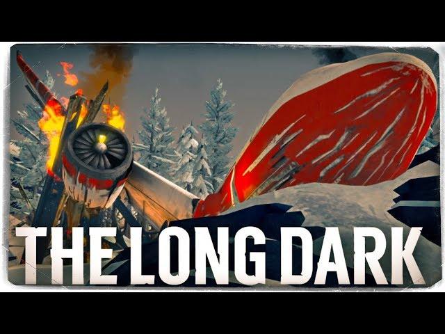 МЕСТО КРУШЕНИЯ САМОЛЕТА - The Long Dark - Episode 3