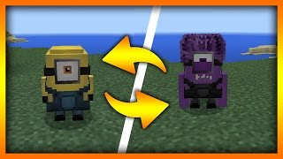Minecraft PE - Canavar Minyon [Android ve iOS]