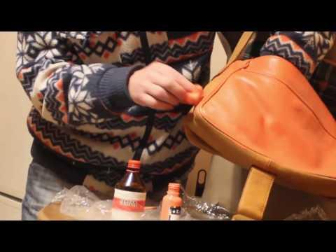 Чем покрасить кожу в домашних условиях 29
