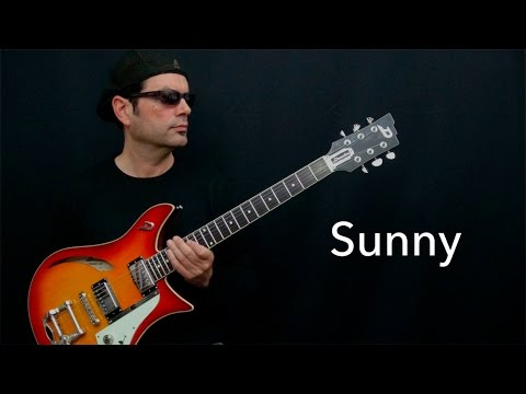 Sunny - Achim Kohl - Jazz Guitar Improvisation With Tabs