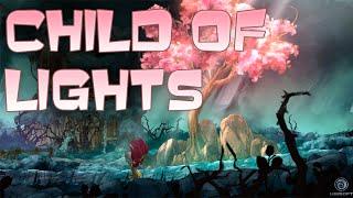 Child of Light #1 - Интересная игра