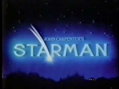 John Carpenter's Starman - Starring Jeff Bridges, Karen Allen, and Charles Martin Smith Release Date: December 14, 1984.