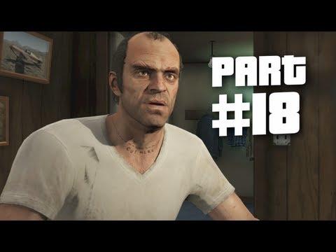 Grand Theft Auto 5 Gameplay Walkthrough Part 18 - Ice Box (GTA 5)