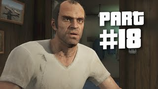 Grand Theft Auto 5 Gameplay Walkthrough Part 18 - Ice Box (GTA 5)