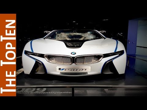 The Top Ten Amazing BMW Concept Cars