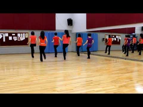 Come As You Are - Line Dance (Dance & Teach in English & 中文)