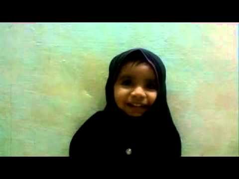 Noor Wala Aya Hai Naat Three Years Baby video