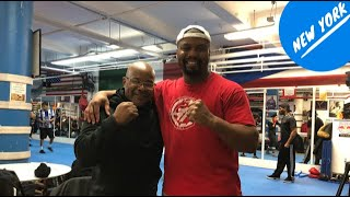 Mendez Boxing Gym (Full)