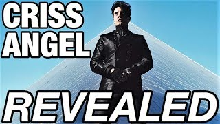 The Most IMPOSSIBLE Criss Angel Card Trick REVEALED!