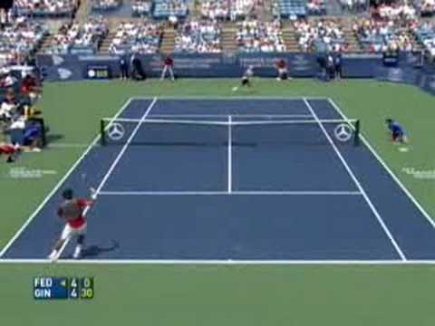 Robby Ginepri - Cincy highlights