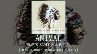Watch Travis Scott Animal video