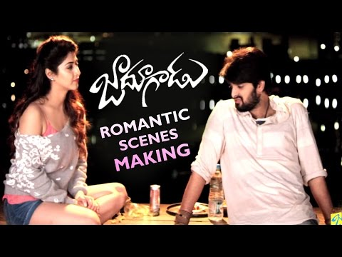 Jadoogadu Movie Romantic Scenes Making | Naga Shourya | Sonarika Bhadoria | Kota Srinivasa Rao Photo Image Pic