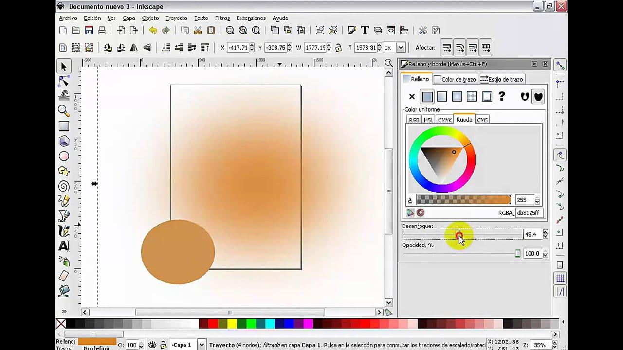 Corel Draw Vs Inkscape Youtube