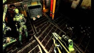 Quake 4 - Air defense bunker [mision 1]