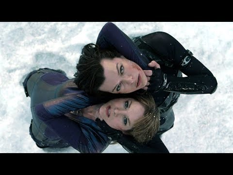 Resident Evil: Retribution [fight Scene] video