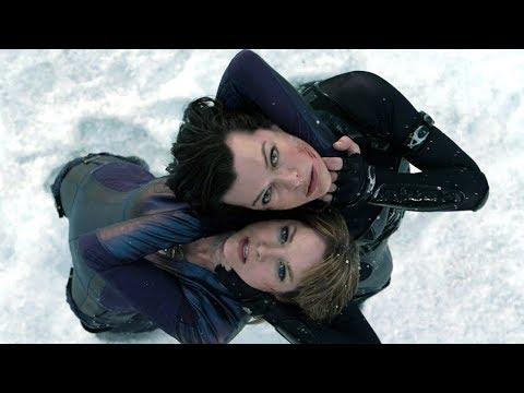 Resident Evil: Retribution [fight Scene] video