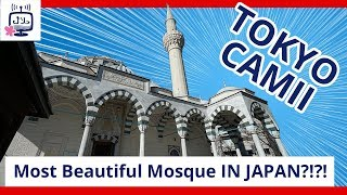 Beautiful Mosque in Japan : Tokyo Mosque Camii