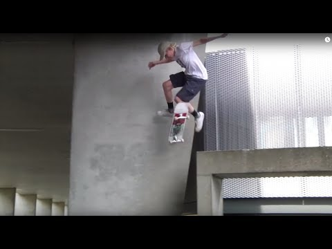 Aaron Goure ~ European Skate Vacation