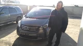"Отзыв о компании ""Фаворит Моторс"" - Иркутск. Honda  Freed"