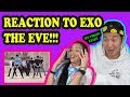 EXO - The Eve DANCE PRACTICE REACTION VIDEO!!!