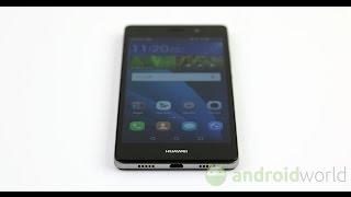 Huawei P8 Lite, recensione in italiano