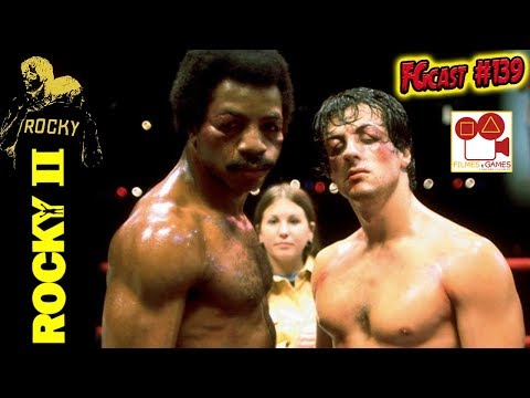 Rocky 2. A Revanche Rocky II. 1979. Fgcast 139