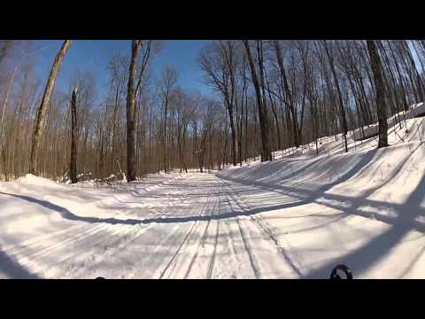A snowmobiling trip through the trails in Clam Lake, Wisconsin in Bayfield, Ashland and Sawyer Counties in Northern Wisconsin is a great way to enjoy the hundreds of miles of beautiful snowmobile...