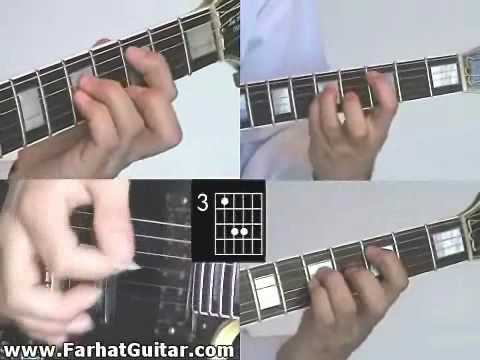 Wake Me up When September Ends Cover Guitar Green Day - www.FarhatGuitar.com