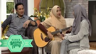 Download Lagu Keren!! Cindy Fatikasari dan Anaknya yang Cantik The Only Exception  - Rumah Mama Amy (15/11) Gratis STAFABAND