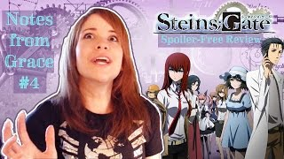 Steins;Gate Anime Review (SPOILER-FREE!) - Notes from Grace # 4