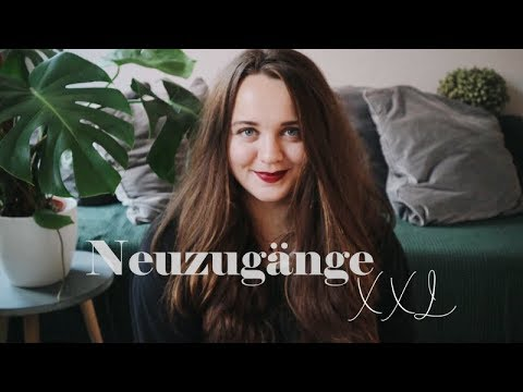 BÜCHER NEUZUGÄNGE | Part 1