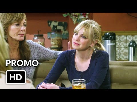"""Mom 5x13 Promo """"Pudding and a Screen Door"""" (HD)"""