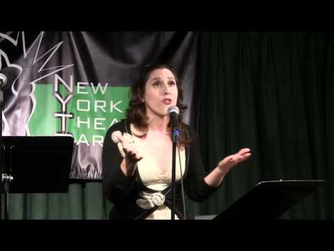 NYTB Open Mic - Farah Alvin sings from The Ugly Swan