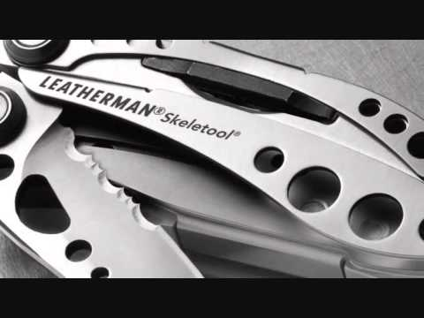 Leatherman Skeletool and Skeletool CX Multi-Tool.wmv