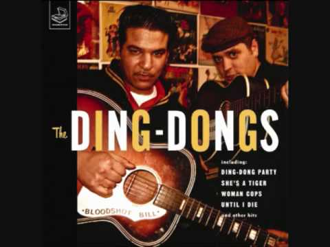 The Ding Dongs - Dont Ring, Just Come On In - (Norton Records)