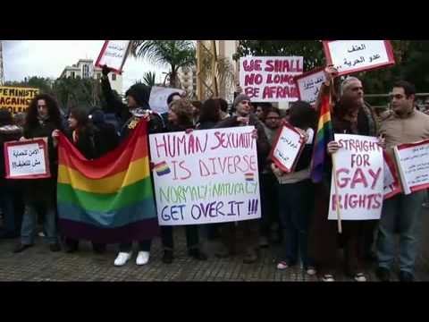 Gay Rights In The Arab World video