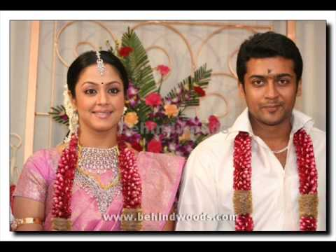 Suria And Jothika Wedding Videos