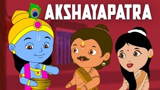 Akshayapatra Tales of Mahabharata Animated Movie Tamil Stories for Kids