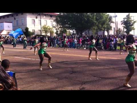 Jim Hill High School Marching Band - JSU Homecoming 2013