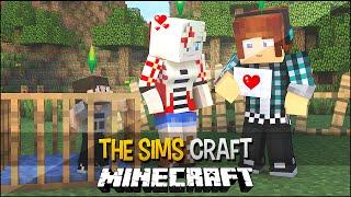 The Sims Craft Ep.81 - Carta do Amor !! Novo Filho??