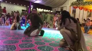 Khaike pan Bana raswala Dance - Maham & Haider Mehndi