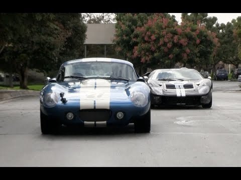 Classics Revealed: Shelby Daytona Cobra Coupe